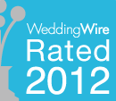 Wedding Wire Rated 2012 Pizazz Wedding Boutique
