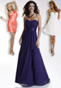 Shop for Bridesmaid's Gowns