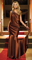 Envi Prom Gown E9578 In Stock Size 6 Cafe