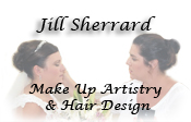 Jill Sherrard Make Artist and Hair Design