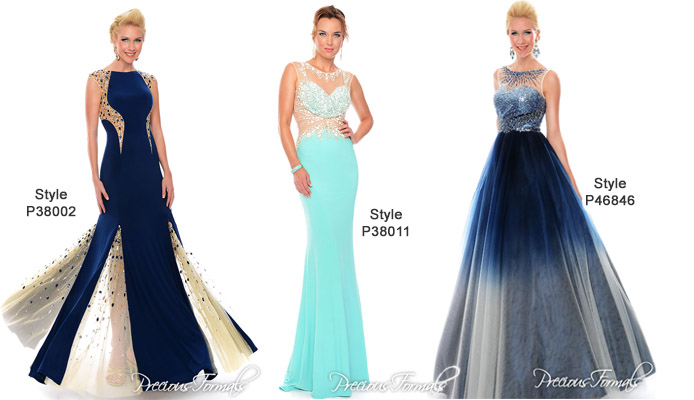 Precious Formals Gowns And Dresses For 2015 Brought To You By