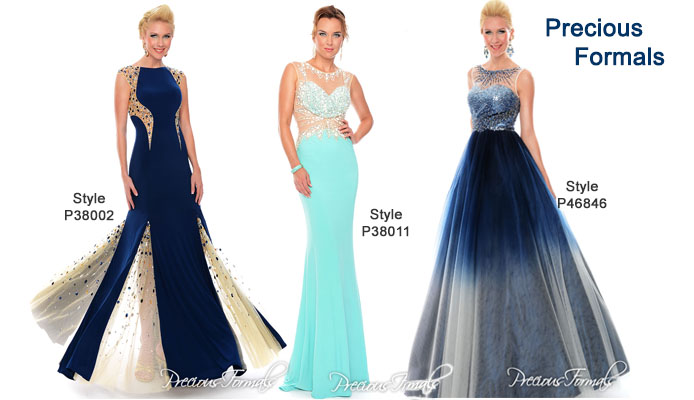 047c57c5537 Precious Formals Prom Gowns and Dresses - brought to you by Pizazz ...