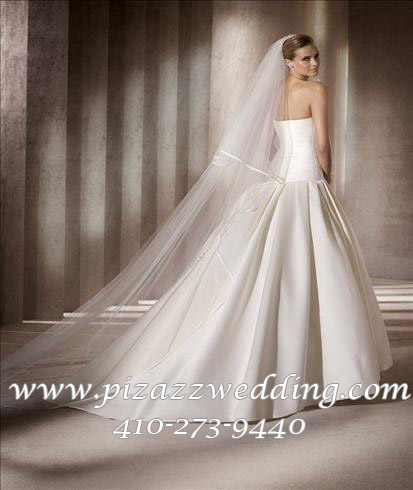 White Wedding Gowns on Store  Ballet Pronovias Instock Size 8   16 Off White  Bridal Gowns