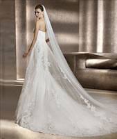 Prom Dress Stores on Pizazz Wedding And Prom Online Store  Bergamo Pronovias Instock Size 8